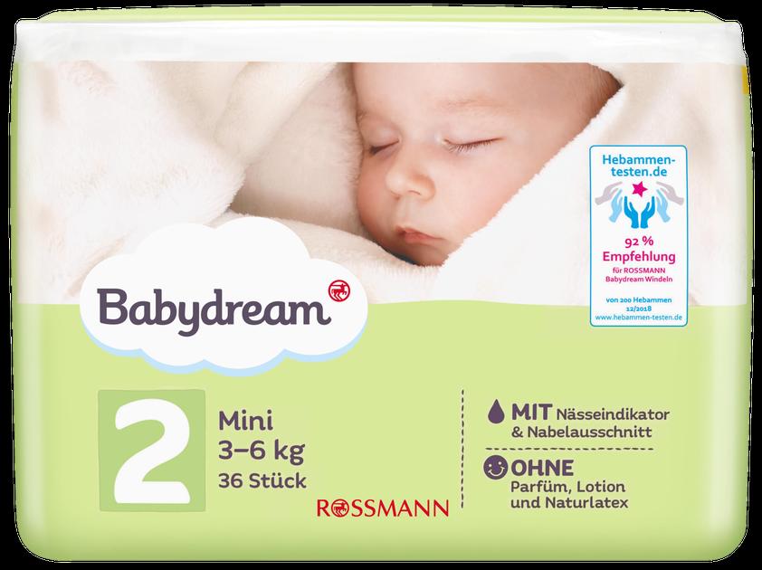 Babydream-Windeln