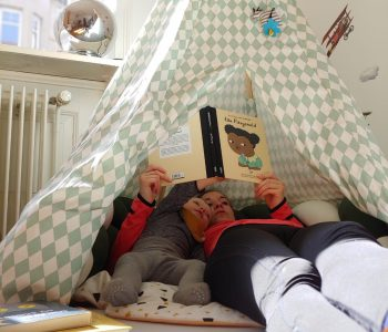 Buchempfehlungen für Babys und Kleinkinder