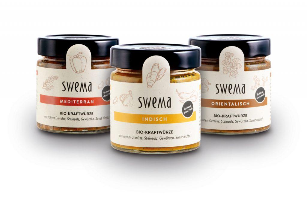 SweMa Bio-Kraftwürze