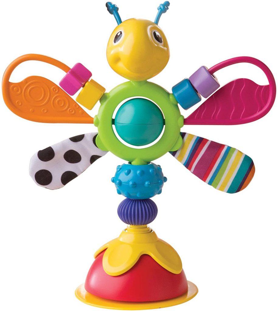 Babyspielzeug: Freddy aus Plastik