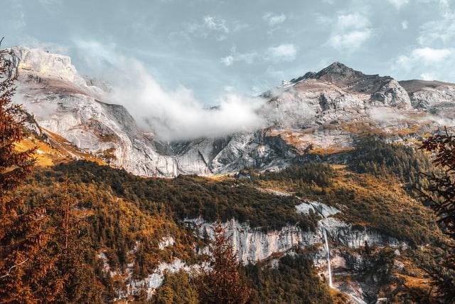 Wandern mit Kindern: Berglandschaft